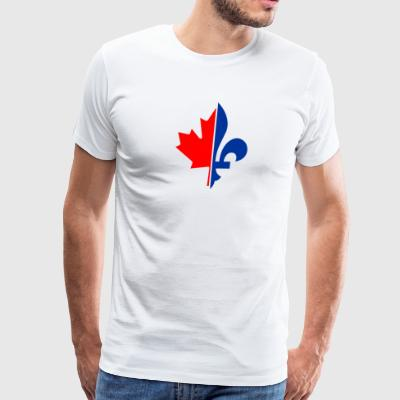 French Canadian - Men's Premium T-Shirt