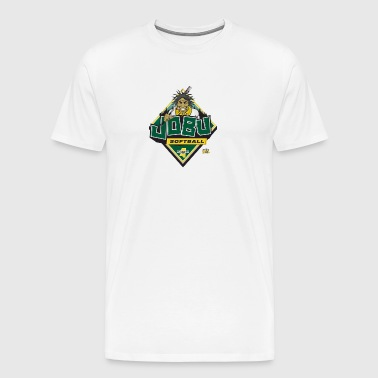 Jobu SoftBall - Men's Premium T-Shirt