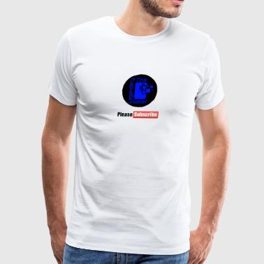 Please Subscribe To The Legendary Gamer - Men's Premium T-Shirt