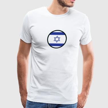 Under The Sign Of Israel - Men's Premium T-Shirt