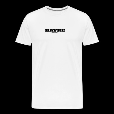 MONTANA HAVRE US EDITION - Men's Premium T-Shirt