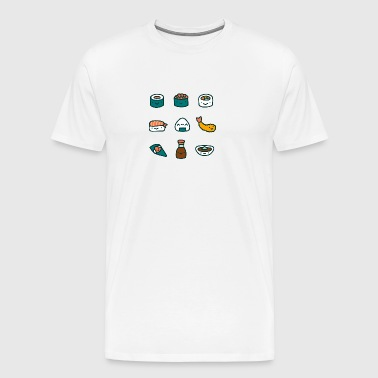 Sushi Lover - Men's Premium T-Shirt