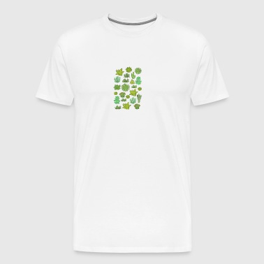 Succulents, Succulents tree,cool Succulents - Men's Premium T-Shirt