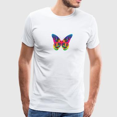 butterf 606 - Men's Premium T-Shirt