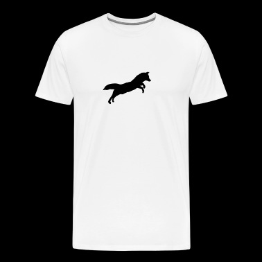 Animals Fox - Men's Premium T-Shirt
