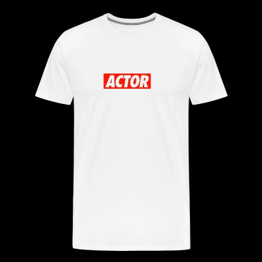 ACTOR - Men's Premium T-Shirt