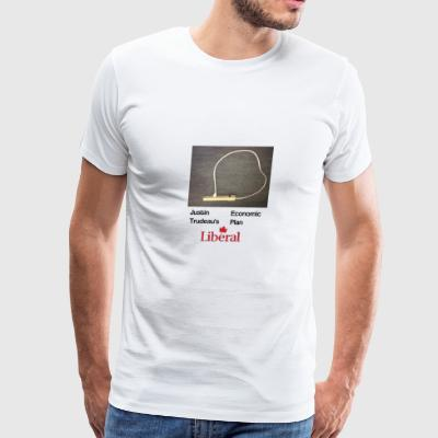 jt economic plan - Men's Premium T-Shirt