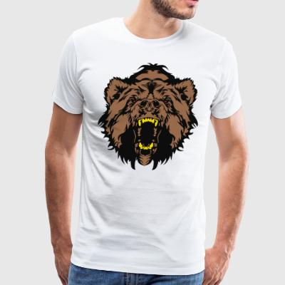 Rich Bear - Men's Premium T-Shirt
