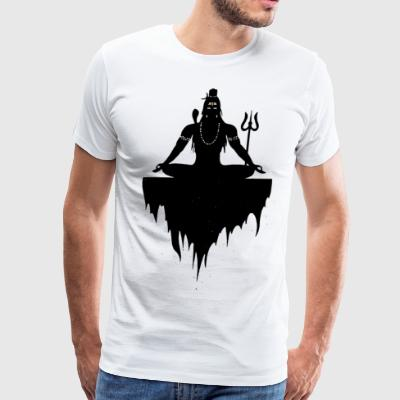 Lord Shiva - Men's Premium T-Shirt