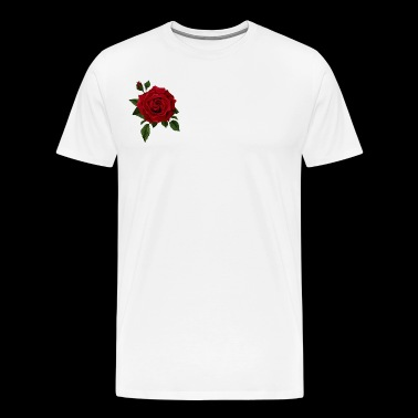 Official Red Rose Merch - Men's Premium T-Shirt
