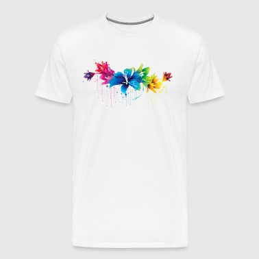 Vector High Quality PNG - Men's Premium T-Shirt