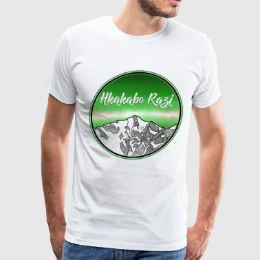 Hkakabo Razi Mountain - Men's Premium T-Shirt