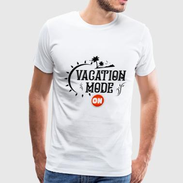 Vacation Holiday Fashion on Holiday Gift - Men's Premium T-Shirt