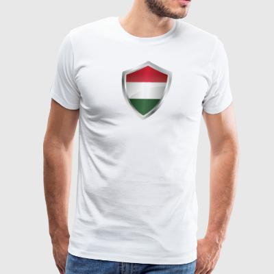Emblem Hungary - Men's Premium T-Shirt