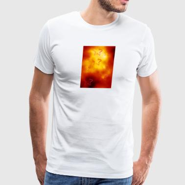 stars in hellfire - Men's Premium T-Shirt