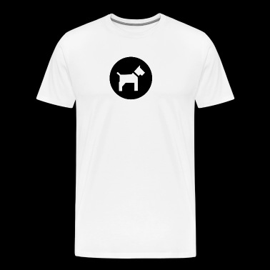 Dog Dog Dog - Men's Premium T-Shirt