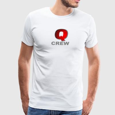 Q Crew Impractical Jokers - Men's Premium T-Shirt