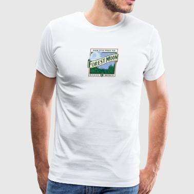 Forest Moon - Men's Premium T-Shirt
