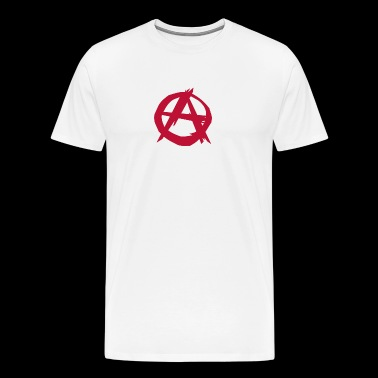 Anarchy anarchist punk - Men's Premium T-Shirt