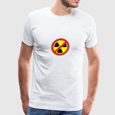 NO NUKES - Men's Premium T-Shirt