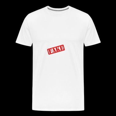 Fake - Men's Premium T-Shirt