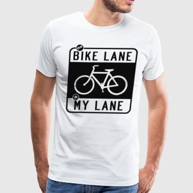 My Lane Cyber System - Men's Premium T-Shirt