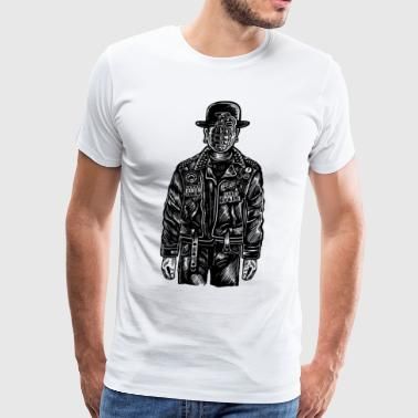The Son Of Grenade - Men's Premium T-Shirt