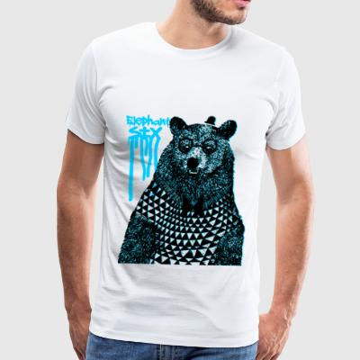 CRAZY BEAR Products - GOOD PRICE - Men's Premium T-Shirt