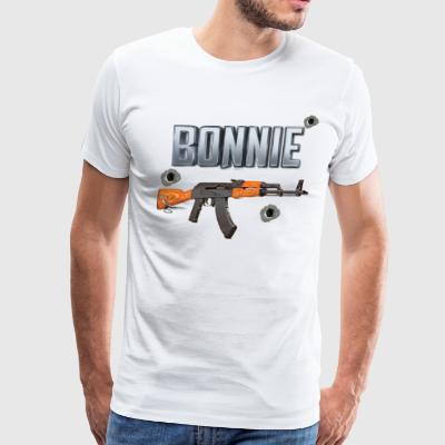 Matching Bonnie and Clyde Shirts - Men's Premium T-Shirt