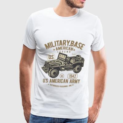 American Army - Men's Premium T-Shirt