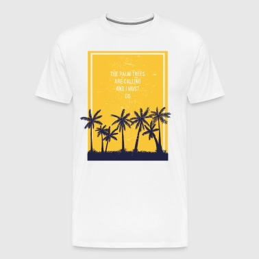 Summer Saying - Men's Premium T-Shirt