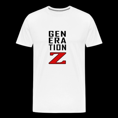 Generation Z - Men's Premium T-Shirt