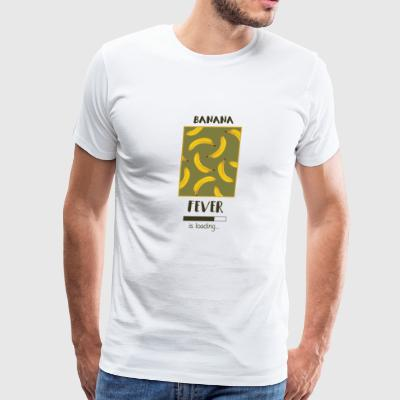 banana fever - Men's Premium T-Shirt