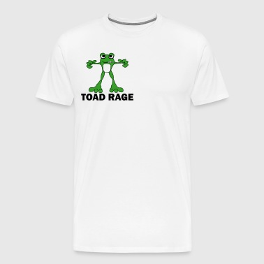 Toad Rage 1 - Men's Premium T-Shirt