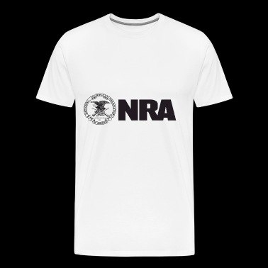 National Rifle Association - Men's Premium T-Shirt