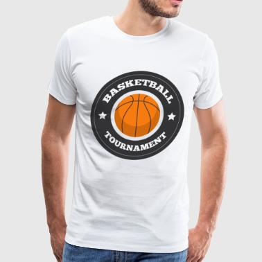 awesome basketball t-shirt - Men's Premium T-Shirt
