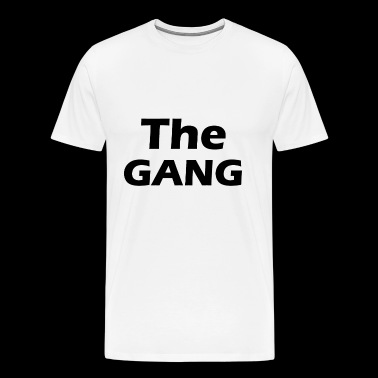 the gang - Men's Premium T-Shirt