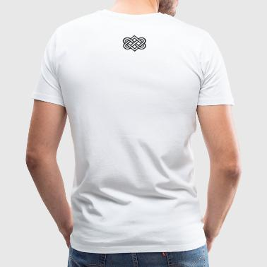 Symbol Of Love - Men's Premium T-Shirt
