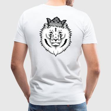 Royal Lion - Men's Premium T-Shirt