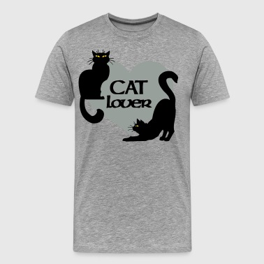 Cat Lover Shirts Gifts - Men's Premium T-Shirt
