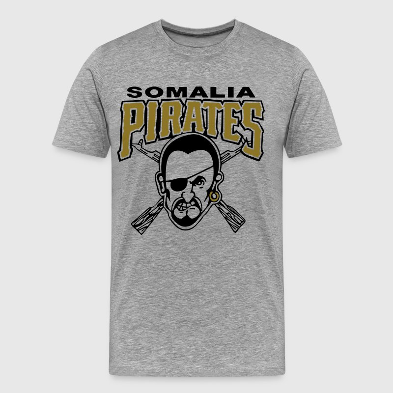 Taylor Gang Somlia Pirates - stayflyclothing.com - Men's Premium T-Shirt