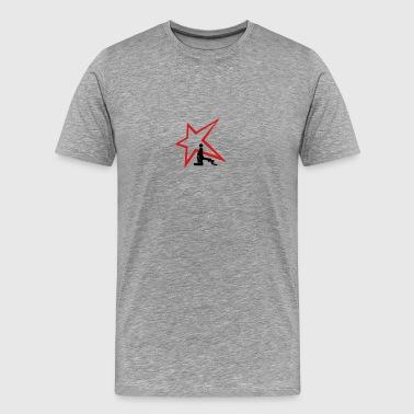Sex from behind Star - Men's Premium T-Shirt