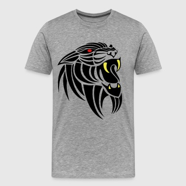 darr panther tattoo - Men's Premium T-Shirt
