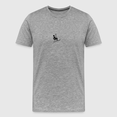 chairlift - Men's Premium T-Shirt