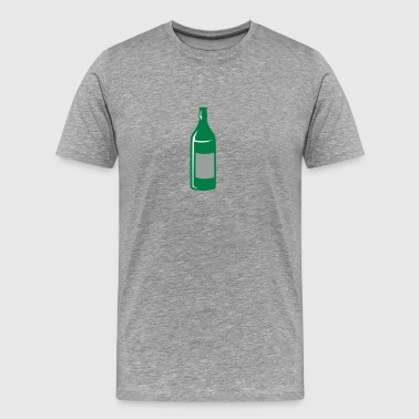 Bottle - Men's Premium T-Shirt