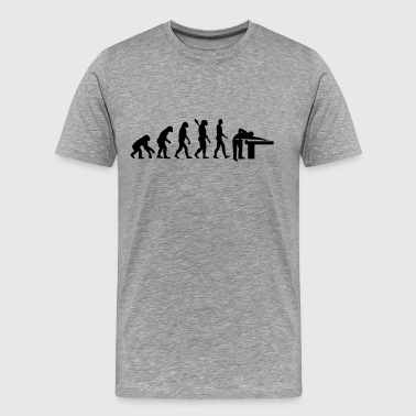 Evolution Billards - Men's Premium T-Shirt