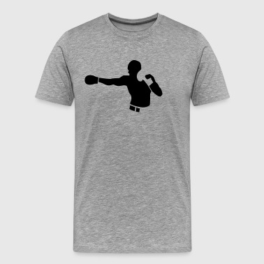 boxing - Men's Premium T-Shirt