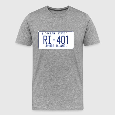 RI-401 - Men's Premium T-Shirt