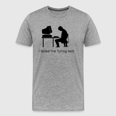Turing test - Men's Premium T-Shirt
