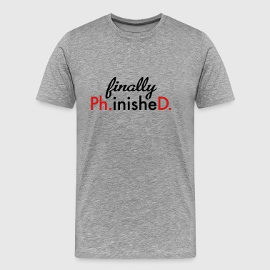 ph.d - Men's Premium T-Shirt